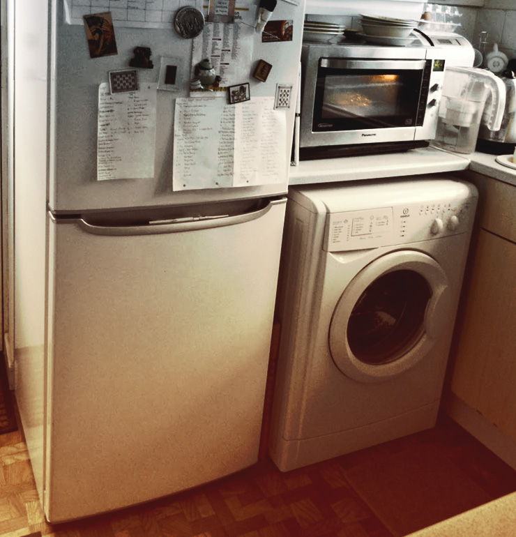 white goods removal